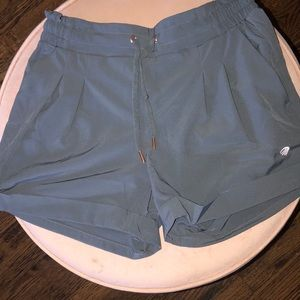 Gray Running Shorts